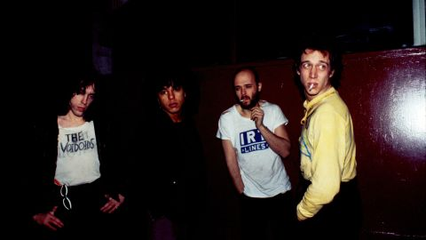 """Richard Hell and the Voidoids recorded """"Blank Generation,"""" one of the most anarchic and wonderful of punk singles, and Hell's spiked hair and torn clothes became emblematic of the punk look."""