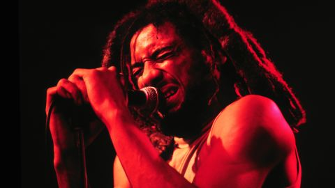 """One of the earliest hardcore punk bands, Bad Brains started as a Washington-based fusion band called Mind Power. Unusual in many ways -- not least because the band consisted of African-Americans playing rock -- Bad Brains ended up moving to New York after being """"Banned in D.C.,"""" as their song put it."""