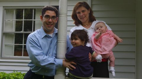 The family of four was on top of the world until their dreams were shattered in August 2009 when Eden was diagnosed with ML4, a Jewish genetic disease for which the Golds thought they had been screened.