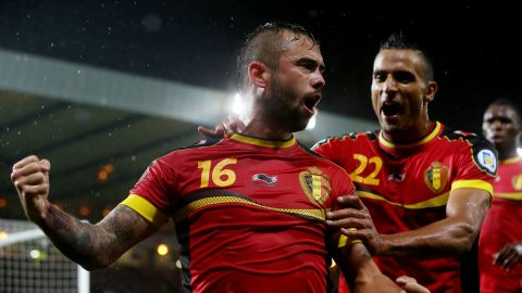 The Red Devils are unbeaten in World Cup qualifying, having won seven of their eight group games.