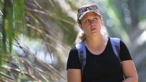 CNN producer Jenni Watts
