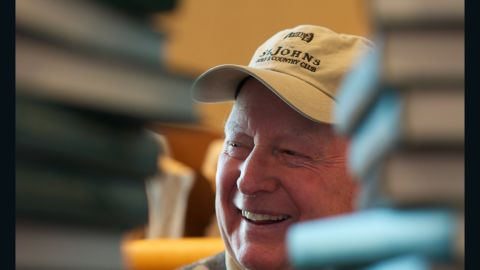 """This year Casper helped raise $725,000 for the Wounded Warrior Project through the """"World's Largest Golf Outing"""" charity event staged at 110 of his company's 150 courses."""