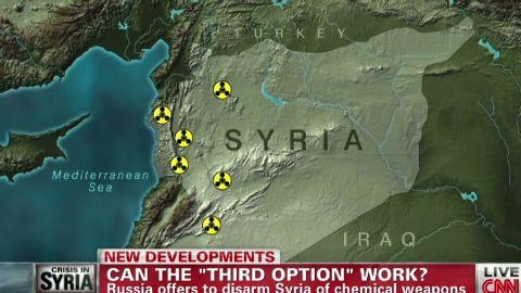 exp Lead Sciutto dnt disarming Syria viable option_00021304.jpg
