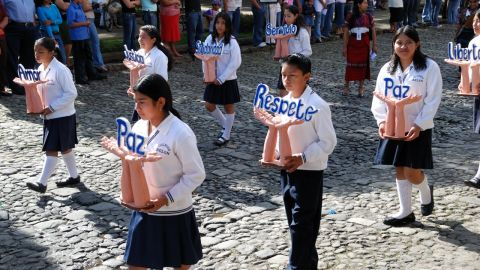 """In 2007 Jerry Brown from Texas was traveling through Guatemala during the week leading up to the Independence Day celebrations. """"The <a href=""""http://ireport.cnn.com/docs/DOC-1024245"""" target=""""_blank"""">atmosphere was amazing</a>. Elections had been held on September 9 that year, so there was a lot of patriotism and national pride evident. The bands, the parades, the runners, the people in the streets, it was nothing like July 4 in the U.S. They were so much more proud of their country. This was my best trip to Guatemala ever,"""" said the 57-year-old, whose wife is from Guatemala."""