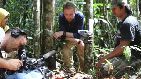 """""""Expedition: Sumatra"""" is an eight part special program filmed in one of Indonesia's most endangered regions."""