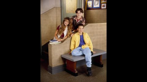 """Ben Savage (center) has done little else with his acting career outside of '90s family sitcom """"Boy Meets World,"""" but he doesn't have to. The comedy, which also starred Danielle Fishel, left; Rider Strong, right; and William Daniels, is so beloved, the residuals will probably pay for his retirement. But instead of resting on his laurels, Savage is helping introduce Cory Matthews to a new generation: <a href=""""http://marquee.blogs.cnn.com/2013/06/17/disney-orders-girl-meets-world/?iref=allsearch"""" target=""""_blank"""">Disney's spinoff """"Girl Meets World,""""</a> also starring Fishel, premiered in 2014."""