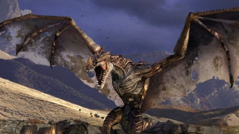 """""""Infinity Blade III,"""" the final installment in the series, will launch September 18 and uses the iPhone 5S's 64-bit chip."""
