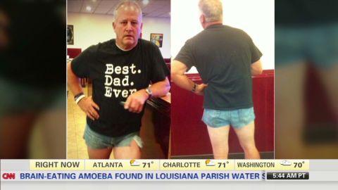 Dad's short shorts teach lesson Mackintosh Newday _00001826.jpg