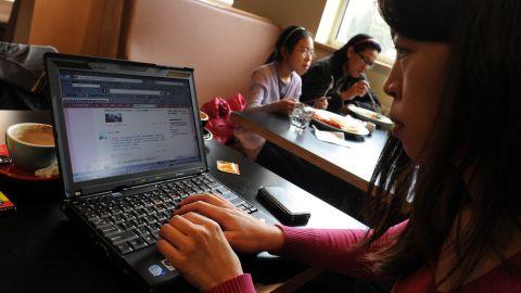 China has an army of internet monitors
