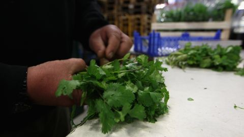 """The Food and Drug Administration has issued a ban on some cilantro imported from Mexico <a href=""""http://www.cnn.com/2015/07/28/health/mexico-cilantro/index.html"""" target=""""_blank"""">after an investigation</a> to determine the cause of hundreds of reported intestinal illnesses in the United States dating back to 2012. People infected with the parasite Cyclospora cayetanensis experienced watery diarrhea, nausea, bloating and cramping. <a href=""""http://www.cnn.com/2012/10/24/health/gallery/food-safety-tips/index.html"""">Click here</a> for tips on how to keep your food safe."""