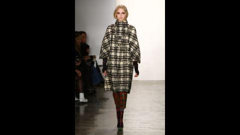 The Libertine fall 2012 show during New York Fashion Week in February 2012.