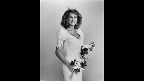 In 1988, Kaye Lani Rae Rafko, won the crown.