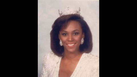 Debbye Turner, from Missouri, was 1990's Miss America.