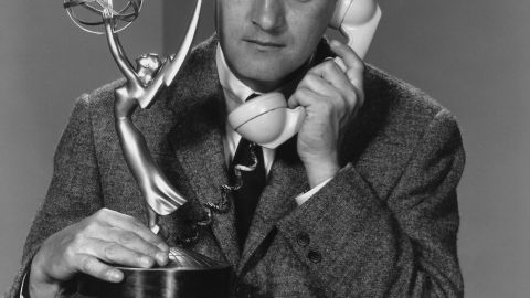"""""""All comedians are, in a way, anarchists,"""" Bob Newhart once said. """"Our job is to make fun of the existing world."""" And that Newhart did, with his memorable stammer and ability to leave an audience in hysterics with his one-sided phone conversations."""