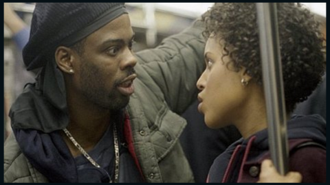 """She stars with Chris Rock the following year in the action-comedy """"Bad Company."""""""