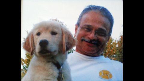Vishnu Shalchendia Pandit, 61, of North Potomac, Maryland.