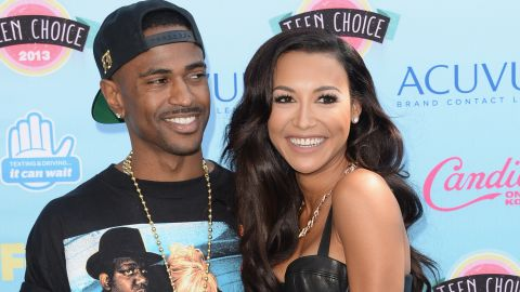 """Rapper Big Sean and """"Glee"""" actress Naya Rivera called off their engagement in April 2013, six months after announcing their plans to wed. Rivera moved on from Big Sean to marry Ryan Dorsey."""