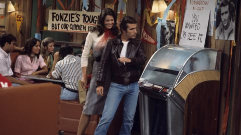 """The jukebox has its roots in the 19th century, but really caught on in the 1940s. One was a major prop on the 1950s-set TV show """"Happy Days."""""""