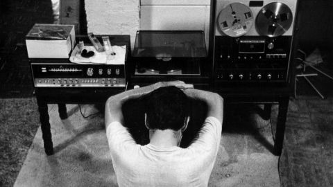 In the '60s, '70s and '80s, stereo component equipment became affordable to the mass consumer. Systems generally consisted of a receiver, a turntable, some kind of tape player and speakers.