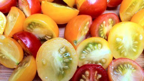 Heirloom vegetables 2013