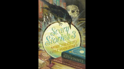 """Alvin Schwartz's """"Scary Stories"""" books have terrified children since the 1980s. To this day, they remain the subjects of challenges from some who consider them too violent and unsuited for age group."""