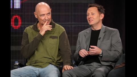 """Though they may have played enemies on """"Lost,"""" Terry O'Quinn and Michael Emerson (""""Person of Interest"""") became good friends while filming the show. <a href=""""http://www.cnn.com/2012/11/29/showbiz/michael-emerson-person-interest/index.html"""">Emerson told CNN</a>, """"We were both the oldest guys on that show. We had many more things in common: small town Midwestern backgrounds, and we both moved to big cities to pursue the unlikely dream of being an actor. We both ended up accidentally on a big series. We had some of the same work habits. We had so many things in common."""" The pair hope to work together again in the future."""
