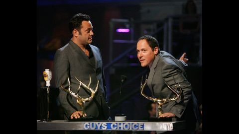 """Most people first met Vince Vaughn and Jon Favreau in the 1996 hit independent film """"Swingers."""" Sure, Vaughn had his Owen Wilson comedies and Favreau had his """"Iron Man"""" movies but these two have kept working together in everything from """"Four Christmases"""" to """"Couples Retreat."""""""