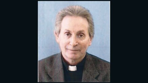 Robert Brennan, a Catholic priest, has been arrested on charges that include raping an altar boy.