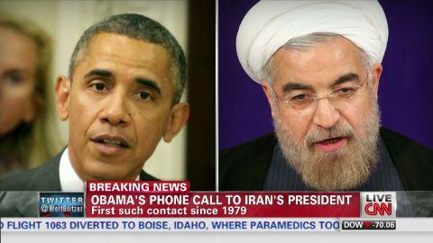 tsr reza sayah iran reaction to obama phone call_00023518.jpg