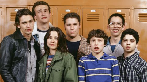 """The critically acclaimed but low-rated """"Freaks and Geeks"""" shot its series finale early just in case it got canceled, and it was a doozy. From Nick's dance contest to Daniel playing """"Dungeons & Dragons"""" to Lindsay and Kim secretly following the Grateful Dead for the summer, it was poignant, touching and everything we loved about this show."""