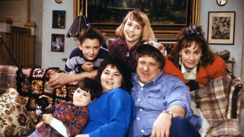 """After a truly bizarre final season of """"Roseanne,"""" it turned out the family did not win the lottery after all. It was just a story Roseanne made up after husband Dan died. Kind of a downer ending."""