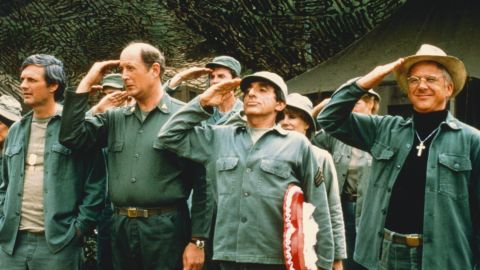 """A record audience watched the tearjerker of a finale for """"M*A*S*H"""" in 1983, as the Korean War ended and everyone prepared to go their separate ways."""