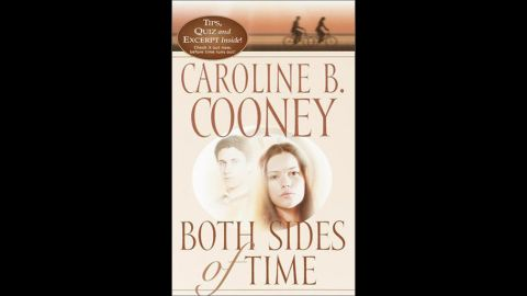 """In """"Both Sides of Time,"""" the first book in Caroline B. Cooney's Time Travelers series, teenager Annie Lockwood is a romantic living in the wrong century. After traveling back in time to the Victorian era, she becomes trapped between two worlds with disastrous consequences."""
