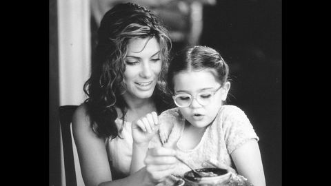 """Bullock plays a single mom embarking on a new romance in the 1998 movie """"Hope Floats."""""""