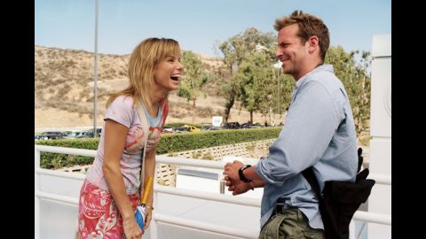 """Mary Horowitz (Bullock) thinks she's in love with cable news cameraman Steve (Bradley Cooper) in the 2009 film """"All About Steve."""" The film went on to be nominated for five Golden Raspberry Awards in 2010, with Bullock winning for """"worst actress"""" -- coincidentally, the same year she won the best actress Oscar for """"The Blind Side."""""""
