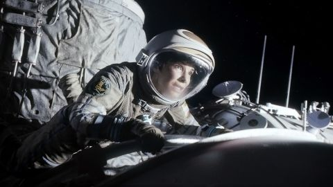 """Bullock is set adrift in space in the 2013 thriller """"Gravity,"""" which earned her several accolades, including a best actress Oscar nomination."""