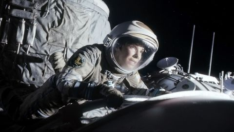 """<strong>Best actress nominees:</strong> Sandra Bullock in """"Gravity"""" (pictured), Amy Adams in """"American Hustle,"""" Cate Blanchett in """"Blue Jasmine,"""" Judi Dench in """"Philomena"""" and Meryl Streep in """"August: Osage County"""""""