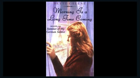 """Bette Greene's """"Morning Is a Long Time Coming"""" picks up where """"Summer of My German Soldier"""" left off, with teen protagonist Patty Bergen traveling to Europe to find the family of the German soldier she harbored until he was caught and summarily executed."""