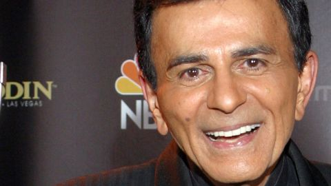 Casey Kasem hosted a number of radio shows in a career that spanned more than 60 years.