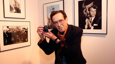 """Photojournalist <a href=""""http://www.cnn.com/2013/10/04/us/gallery/bill-eppridge/index.html"""">Bill Eppridge</a>, who photographed Sen. Robert F. Kennedy moments after he was fatally shot in Los Angeles in 1968, died on October 3."""