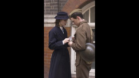 """""""Atonement,"""" the 2007 film based on Ian McEwan's novel, features the main character apologizing to the reunited couple played by Keira Knightley and James McAvoy for forcing their separation with a youthful lie. But it turns out that the apology -- and reunion -- never happened, for both died during World War II."""