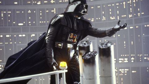 """Some of the most startling words in movie history are uttered by Darth Vader to Luke Skywalker in 1980's<strong> </strong>""""The Empire Strikes Back"""" (""""Star Wars Episode V,"""" for those who prefer the retitled version):<a href=""""http://starwars.com/watch/episode_5_i_am_your_father.html"""" target=""""_blank"""" target=""""_blank""""> """"I am your father,"""" Vader says.</a> And thus the battle between the Rebels and the Empire becomes very personal."""