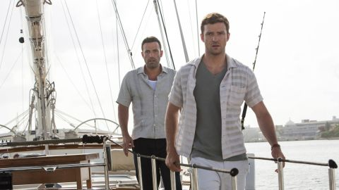 """Timberlake's crime drama """"Runner Runner,"""" co-starring Ben Affleck, didn't go over well with critics, and it flailed at the box office in 2013."""