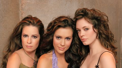 """Holly Marie Combs, Alyssa Milano and Rose McGowen starred in """"Charmed."""""""