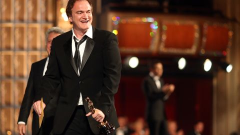 """In January 2013, director Quentin Tarantino was doing press for his film """"Django Unchained"""" when Britain's Channel 4 reporter Krishnan Guru-Murthy asked him whether he thinks movie violence can lead to actual violence. Tarantino shot back, saying:<a href=""""http://www.youtube.com/watch?v=GrsJDy8VjZk"""" target=""""_blank"""" target=""""_blank""""> """"You can't make me dance to your tune. I'm not a monkey,"""" and """"I'm shutting your butt down!""""</a>"""