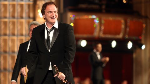 """In January 2013, director Quentin Tarantino was doing press for his film """"Django Unchained"""" when Britain's Channel 4 reporter Krishnan Guru-Murthy asked him whether he thinks movie violence can lead to actual violence. Unreceptive to the insinuation about his movies, Tarantino shot back,<a href=""""http://www.youtube.com/watch?v=GrsJDy8VjZk"""" target=""""_blank"""" target=""""_blank""""> """"You can't make me dance to your tune. I'm not a monkey"""" and """"I'm shutting your butt down!""""</a>"""