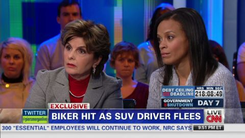 pmt intv gloria allred and wife of nyc biker hit by suv_00031222.jpg