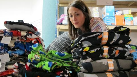 """Foster children don't often get the things other children do, but <a href=""""http://www.cnn.com/SPECIALS/cnn.heroes/2013.heroes/danielle.gletow.html"""">Danielle Gletow</a> is trying to help change that. She posts their wishes online so the public can help grant them. """"I'm here to be the mom to all these kids who might not feel like they have one,"""" she said. Since 2008, her group has helped grant more than 6,500 wishes in 42 states."""