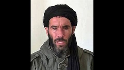 """<a href=""""http://www.cnn.com/2013/01/17/world/meast/algeria-who-is-belmoktar/index.html"""">Moktar Belmoktar</a> was the leading figure of al Qaeda in the Islamic Maghreb. A reward up to $5 million has been offered by the U.S. government."""
