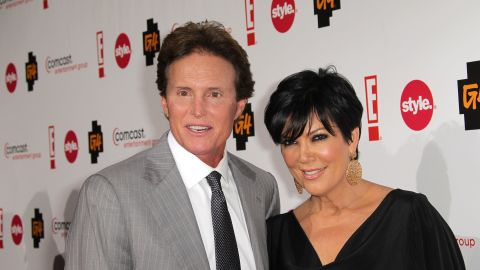 """Kris Jenner filed for divorce from Bruce Jenner on September 22, 2014. The couple acknowledged that they<a href=""""http://www.cnn.com/2013/10/08/showbiz/bruce-kris-jenner-separate/"""" target=""""_blank""""> separated in October</a>. """"We will always have much love and respect for each other. Even though we are separated, we will always remain best friends and, as always, our family will remain our No. 1 priority,"""" they told <a href=""""http://www.eonline.com/news/468068/kris-jenner-and-bruce-jenner-are-separated-much-happier-living-apart"""" target=""""_blank"""" target=""""_blank"""">E!</a>."""